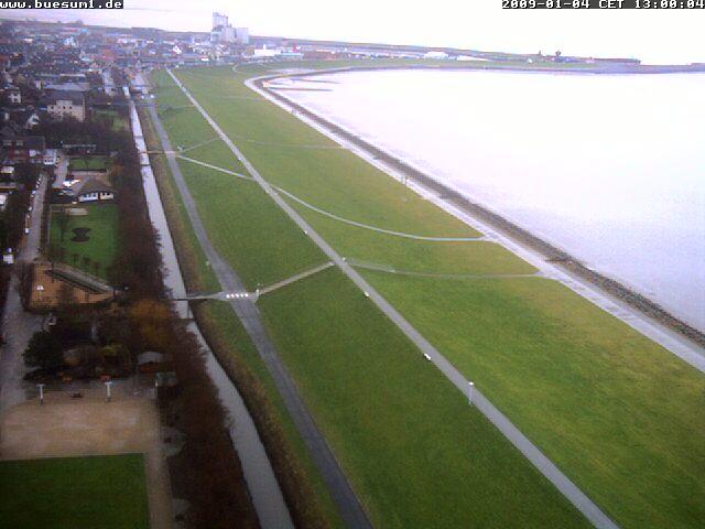 Buesum webcam - Busum 2 webcam, Schleswig-Holstein, Dithmarschen